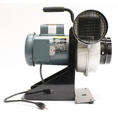 Cast Aluminum Portable Exhaust Fans | Crushproof-Hose.com